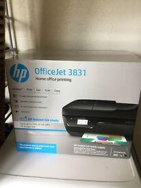 HP Officejet 3831 wireless, print, fax, scan & copy