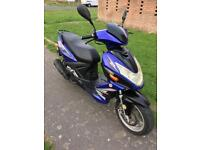 Lifan areo 125 scooter moped