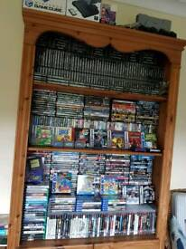 Massive games collection RETRO