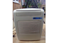 B&Q portable airconditioner, dehumidifier and fan 3in 1- used 1 season