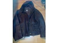 real arturo leather jacket