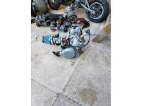 Mini moto job lot