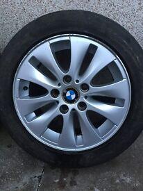 Sale BMW 15inch Alloywheels 205/55 R16