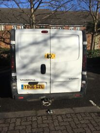 Vauxhall vivaro 1.9 diesel panel van