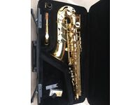 Yamaha yas 275 alto saxophone