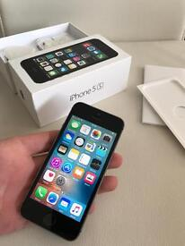 iPhone 5s 16GB on EE Space Grey