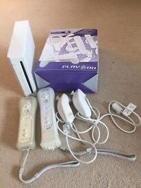 Nintendo Wii Console Bundled