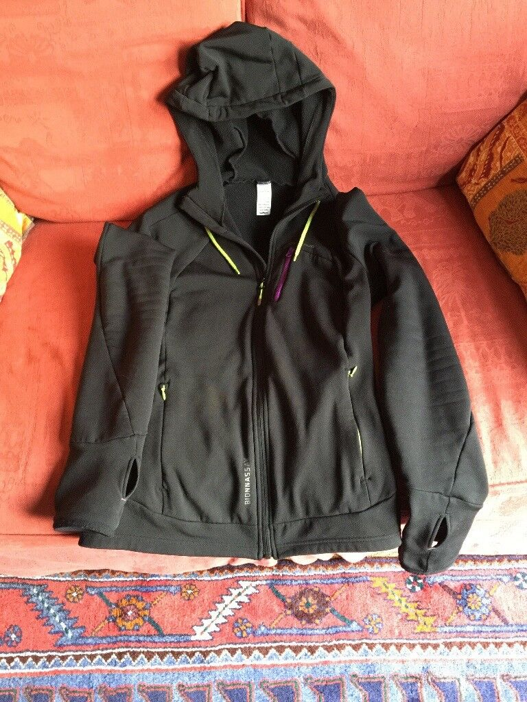 WINDWARM 700 - QUECHA HOODED WARM FLEECE - WOMANS SIZE L (12-14)