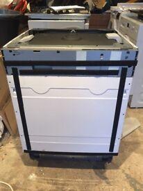 Kenwood Intergrated Full Size Dishwasher New and Unused