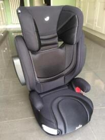 Joie Trillio LX high back booster car seat