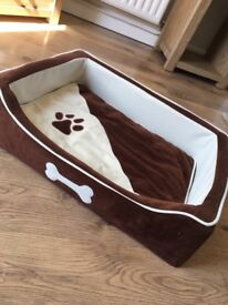 Dog Bed 65x50cm very good condition