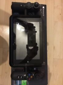 Linx vision 8 gaming tablet Xbox controls