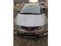 Honda, CIVIC, Hatchback, 2008, Manual, 1998 (cc), 3 doors