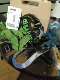 Titan Miller Safety Harness With Lan