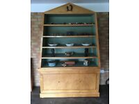 Display Cabinets/Sideboards x 2
