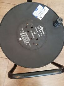 50m extension cable reel