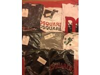 Tshirts Dsquared Kenzo Moncler Lacoste