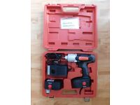 Cordless impact wrench, torque control, model HP192ATC