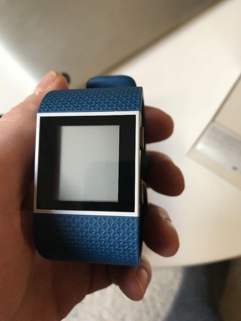 Large Fitbit Surge