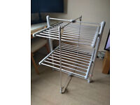 Dry:Soon 2-Tier Heated Clothes Airer