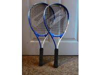 slazenger racquets (2) buy 1 get 1 free