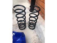 Sachs front coils