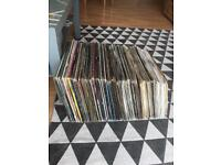 Drum and Bass vinyl records collection lot £180