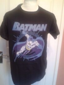 Official DC Comics Batman T-shirt Size Medium Brand New with Tags
