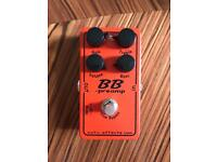 Xotic BB Preamp Boost/Overdrive Pedal