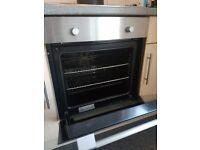 Logic built in oven £50