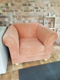 Comfortable arm chair - free!