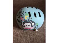 Helmet - Cute children's safety cycle/ skateboarding helmet £10.00ono