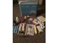 Complete starter gel nails kit