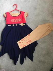 Girl Indian dresses