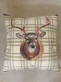 Deer Cushion- Perfect Condition.