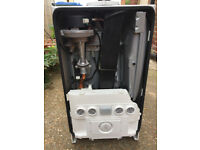 Combi boiler Ideal Independent C35 - Spare Parts (with flue and remote control)