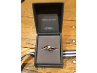 9ct Rose Gold Ring