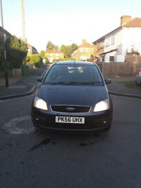 FORD FOCUX C MAX 2.0 DIESEL 6 SPEED NEW MOT !