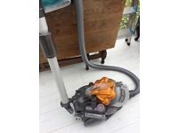 Dyson barrel and Dyson Stick (chargeable) hoovers