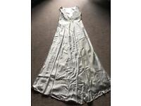 Monsoon wedding dress with extras