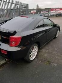 Toyota Celica VVTI Coupe