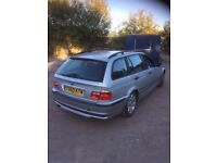 BMW 318I for sale £750 (currently SORN)