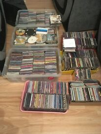 records cds ect