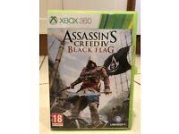 Assassins Creed Black Flag Xbox 360