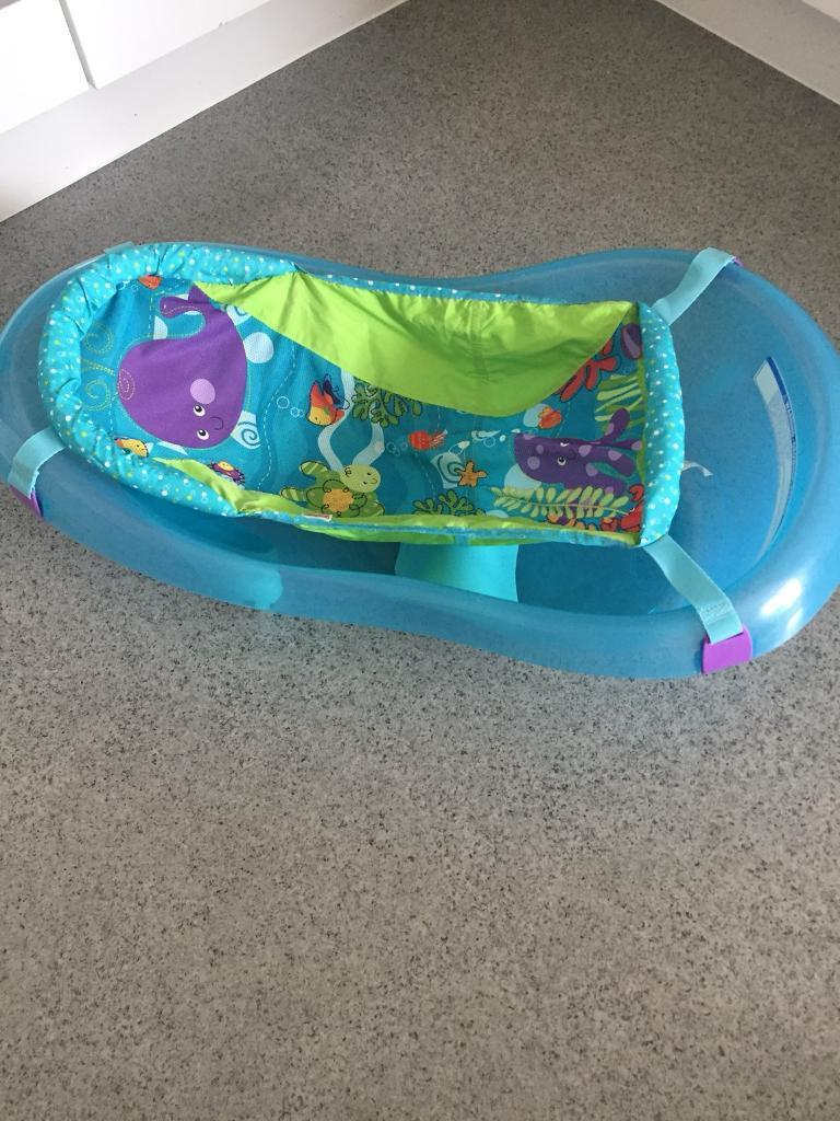 Fisher price baby bath with hammock and bathtub seat suitable from ...