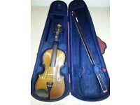 3/4 size Stentor violin