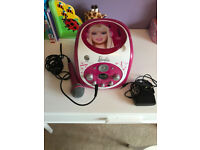 Barbie Karaoke / CD player