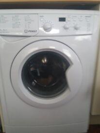 Indesit washer dryer 18 months old