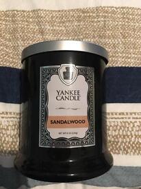 Yankee Candle Sandalwood