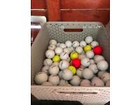 ⭐️ 100 mix golf balls ⭐️ l@@k